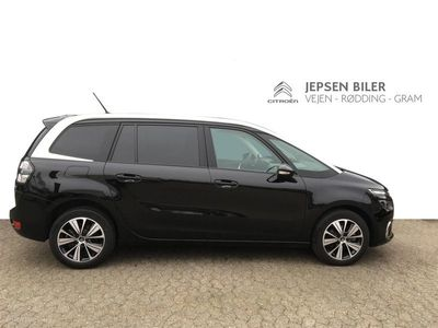 usata Citroën C4 SpaceTourer Grand2,0 Blue HDi Intensive+ EAT8 start/stop 160HK 8g Aut.