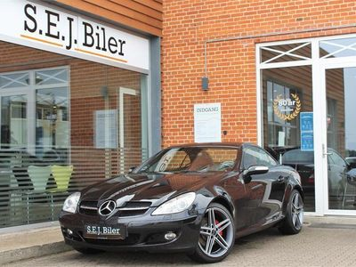 brugt Mercedes SLK280 3,0 231HK Cabr. 6g G