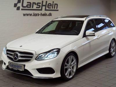 brugt Mercedes E250 2 CDi Avantgarde stc. aut.