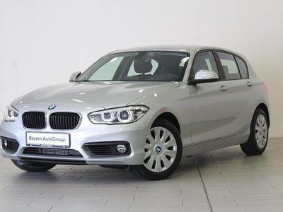 second-hand BMW 120 d 2,0 aut.