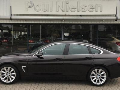 brugt BMW 420 Gran Coupé d 2,0 D Steptronic 190HK 5d 8g Aut.