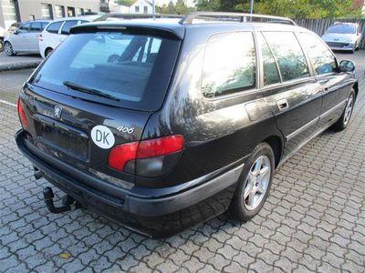 gebraucht Peugeot 406 Familiale 1,8 SR 112HK Stc