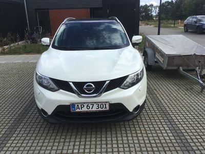 brugt Nissan Qashqai 1.5 110 HK Tekna+