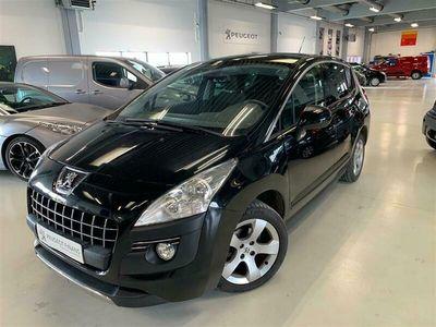 brugt Peugeot 3008 1,6 e-HDi Active ESG 110HK 6g Aut.