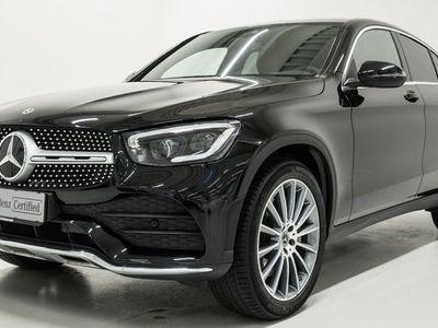 brugt Mercedes GLC220 d AMG Line Coupé aut. 4-M 2020