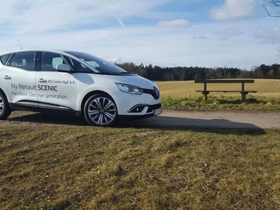 gebraucht Renault Scénic 1,2 Energy TCe Authentique Plus 115HK 6g