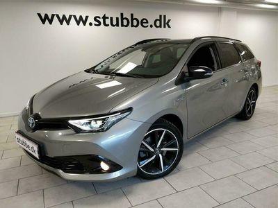 brugt Toyota Auris Touring Sports 1,8 Hybrid Prestige 136HK Stc Aut. A++ Bliv ringet opSkriv til os