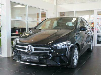 brugt Mercedes B200 1,3 7G-DCT 163HK 7g Aut.