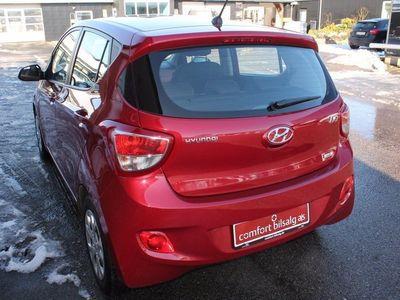 brugt Hyundai i10 1,25 Comfort Air