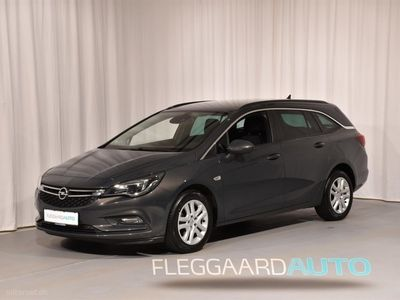 brugt Opel Astra Sports Tourer 1,6 CDTI Sport Enjoy Start/Stop 110HK Stc