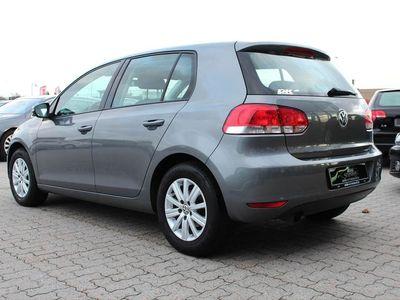 brugt VW Golf VI 1,6 BlueMotion TDI DPF 105HK 5d