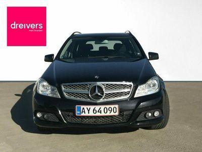 brugt Mercedes C250 C-KlasseCDI | 204 HK | Aut. | St. car | Blue Efficiency