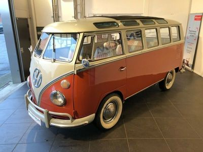 brugt VW T1 7 pers