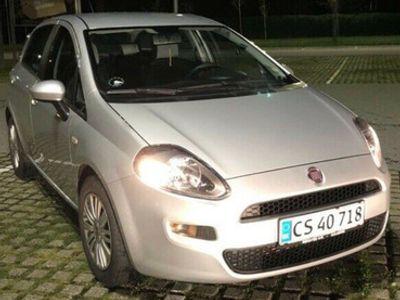 brugt Fiat Punto 1.3 85 HK Active