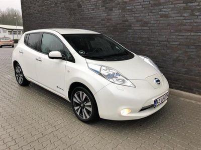 używany Nissan Leaf el EL Tekna Leather 30 kWh 109HK 5d Aut.