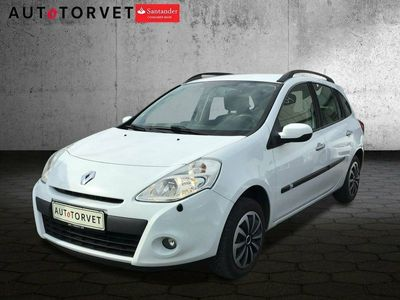 brugt Renault Clio III 1,5 dCi 85 Expression ST