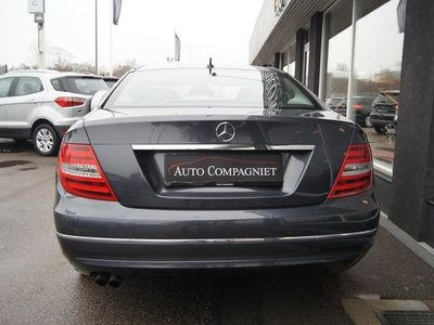brugt Mercedes C180 1,8 Coupé aut. BE