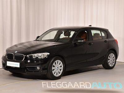 brugt BMW 118 d 2,0 D Steptronic 150HK 5d 8g Aut.