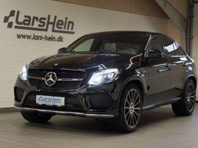 brugt Mercedes GLE43 AMG AMG Sport Coupé aut. 4-M Van