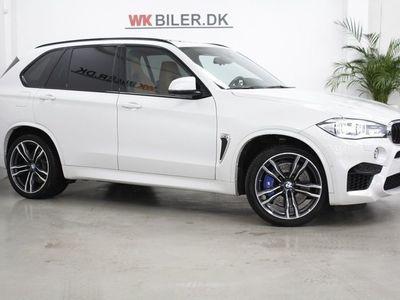 brugt BMW X5 4,4 M xDrive aut.