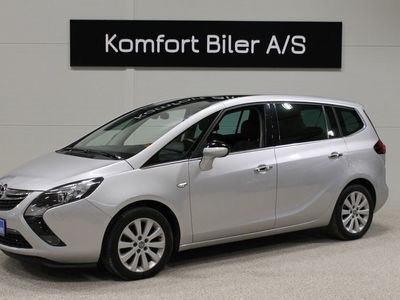brugt Opel Zafira Tourer 2,0 CDTi 130 Cosmo eco 7prs