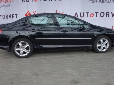 brugt Peugeot 407 2,0 HDI FAP ST Sport 136HK