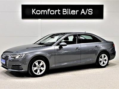 brugt Audi A4 TDi 150 Sport S-tr. 2,0