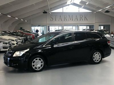 used Toyota Avensis 2,0 D-4D T3 stc.