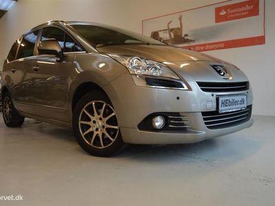 brugt Peugeot 5008 1,6 eHDi ESG 112HK