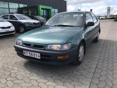 usado Toyota Corolla 1,3 XLi 75HK 5d