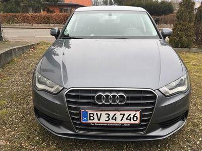 brugt Audi A3 1.6 TDI 110 HK 4-DØRS