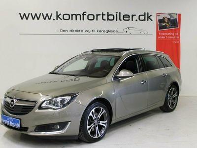 used Opel Insignia 2,0 CDTi 170 Cosmo ST aut.