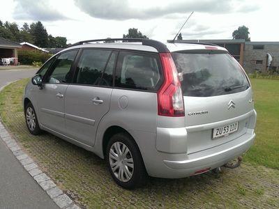 brugt Citroën C4 Picasso 1,8 I