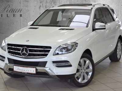 second-hand Mercedes ML250 AMG-line 4Matic