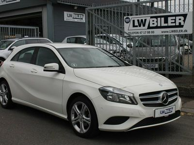 käytetty Mercedes A180 1,5 CDi Urban Business