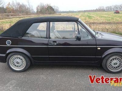 brugt VW Golf Cabriolet 1 1,8
