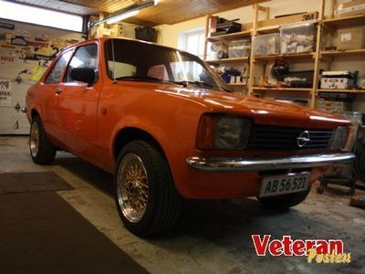 brugt Opel Kadett C 1,2