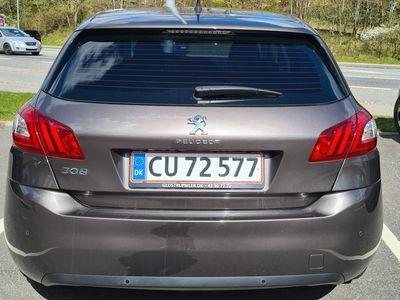 brugt Peugeot 308 1.6 HDi 92 hk 5D