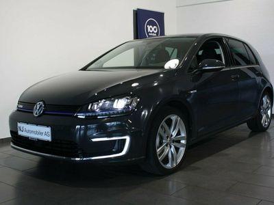 brugt VW e-Golf VII Comfortline aut.