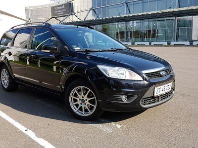 usata Ford Focus Stationsvogn 1,6 TDCI