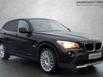 used BMW X1 X1sDrive 18d 143HK 5d