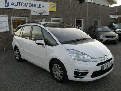 usado Citroën Grand C4 Picasso 1,6 HDi 112 Seduction