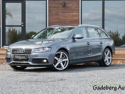 brugt Audi A4 2,0 TDi 170 Avant quattro