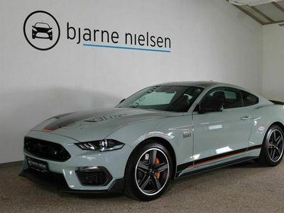 brugt Ford Mustang GT 5,0 V8 Fastback Mach 1 aut.