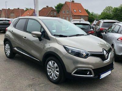 brugt Renault Captur 1,5 dCi 90 Expression EDC