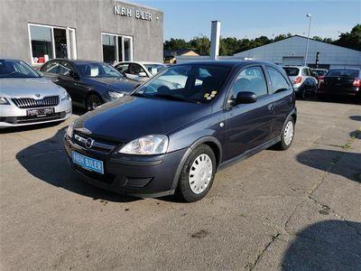 brugt Opel Corsa 1,2 Twinport Enjoy Easytronic 80HK 3d Aut.
