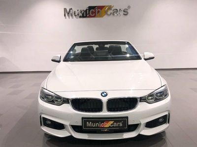 usado BMW 435 i 3,0 Cabriolet xDrive aut.