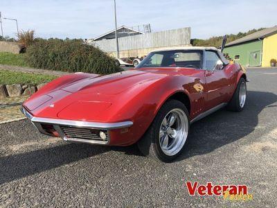 brugt Chevrolet Corvette V8 Cabriolet