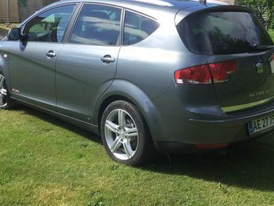 brugt Seat Altea XL 2,0 TDI 140 hk man.