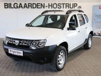 brugt Dacia Duster 1,5 dCi 90 Ambiance Van